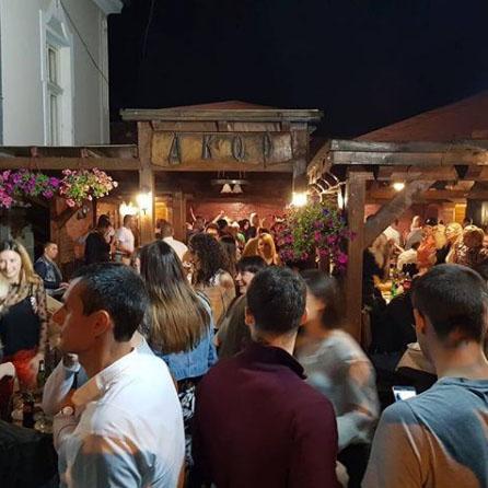 restoran dvor vranje